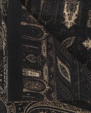 Écharpe légère en cachemire imprimé PASHMA