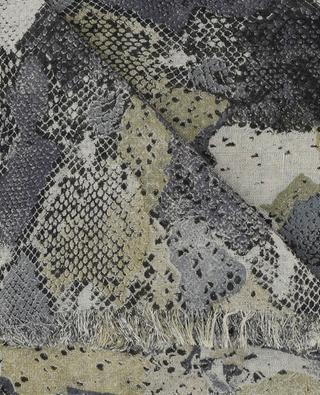 Schal aus Kaschmir und Seide PASHMA