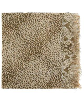 Lightweight cashmere and silk scarf PASHMA
