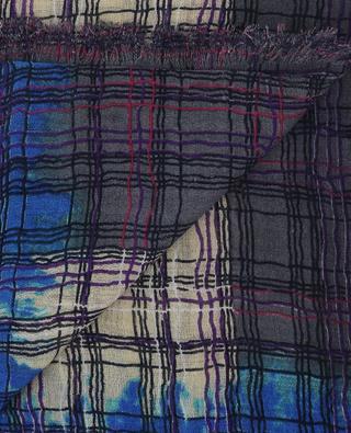 Cashmere and silk scarf PASHMA