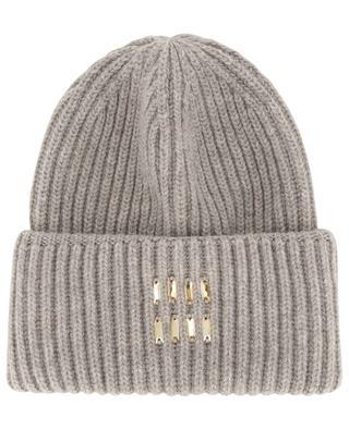 Mütze aus Wolle und Kaschmir Giulia INVERNI FIRENZE