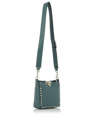 Mini Hobo Rockstud leather shoulder bag VALENTINO
