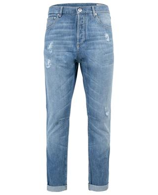 Washed jeans BRUNELLO CUCINELLI