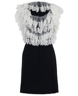 Viscose blend short dress DOLCE & GABBANA