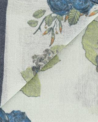 Schal aus Wolle und Modal Bucolic STORIATIPIC