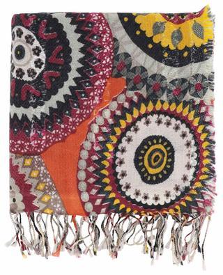 Schal aus Baumwollmix Idilic STORIATIPIC