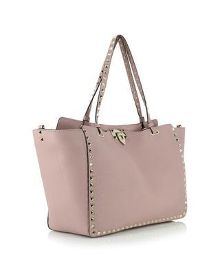 Rockstud Medium grained leather tote bag VALENTINO