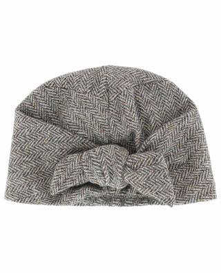 Bonnet en tweed GI'N'GI