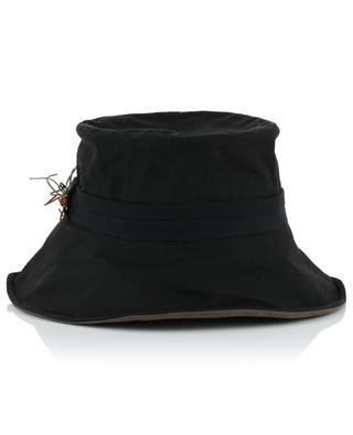 Chapeau cloche en coton GI'N'GI