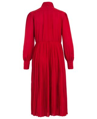 Midi silk dress VALENTINO