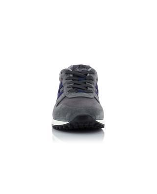 Baskets en tissu et daim H383 New Running HOGAN
