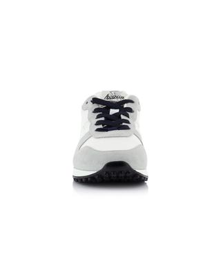 H86 Run fabric and suede sneakers HOGAN