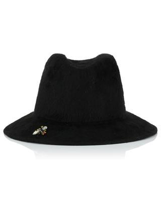 Hut aus Kaninchenfilz GI'N'GI