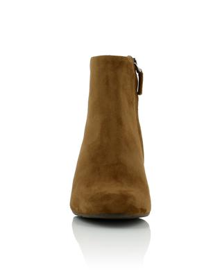 Heeled suede ankle boots BONGENIE GRIEDER