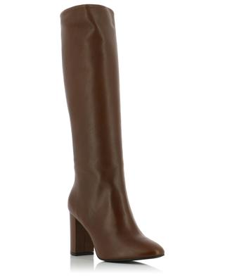 Stiefel aus Leder mit Absatz BONGENIE GRIEDER