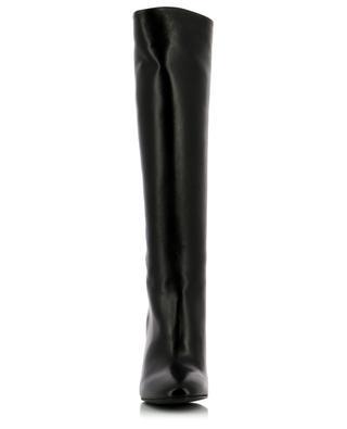Heeled leather boots BON GENIE GRIEDER