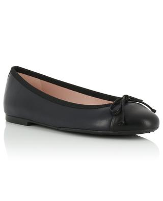 Nicole leather ballet flats PRETTY BALLERINAS