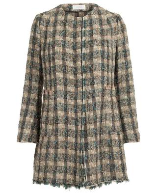 Alisa tweed coat URSULA ONORATI