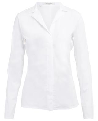Cotton blend shirt ARTIGIANO