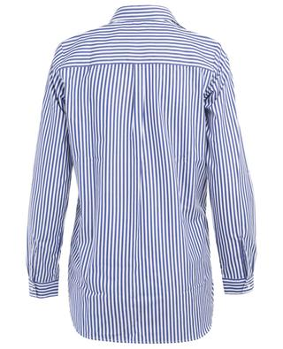 Gestreiftes Hemd aus Baumwolle ARTIGIANO