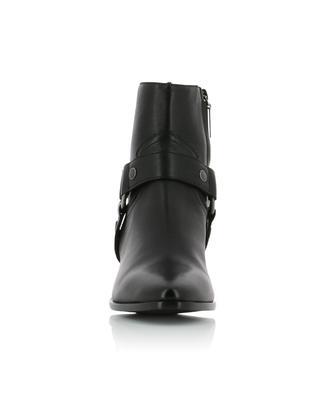 West 45 leather ankle boots SAINT LAURENT PARIS