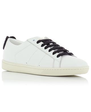 Court Classic SL/01 leather sneakers SAINT LAURENT PARIS