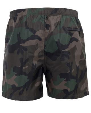 VLTN camouflage print bathing shorts VALENTINO