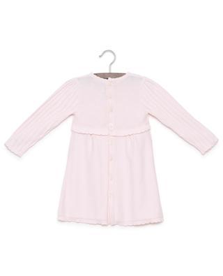 Nuala cotton knit dress EMILE ET ROSE