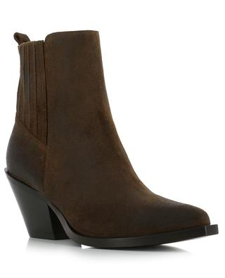 Suede ankle boots SARTORE