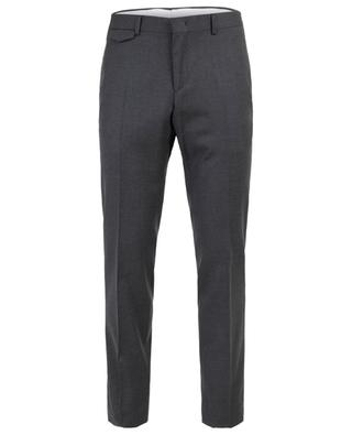 Classic slim fit wool trousers Z ZEGNA