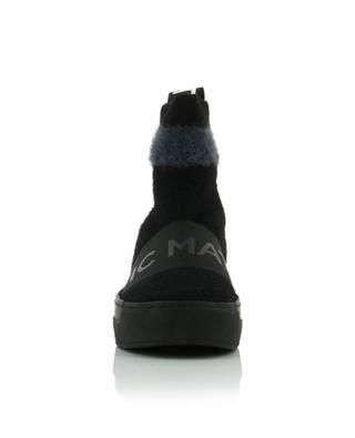 6b9fae2da31d4e VIC MATIE Hohe Slip-on Sneakers - Bongénie-Grieder