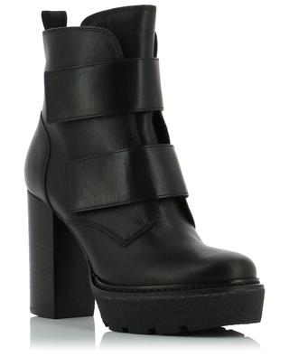 Leather ankle boots VIC MATIE