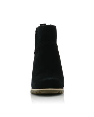 Marte padded wedge ankle boots UGG