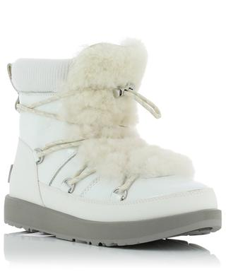 Highland waterproof leather ankle boots UGG