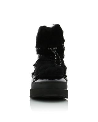 Bottines imperméables en cuir Highland UGG
