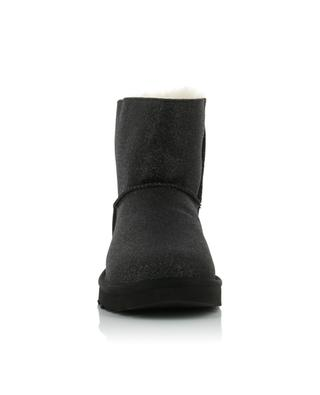 Mini Bailey fabric and shearling ankle boots UGG