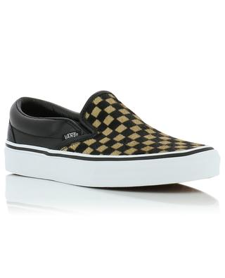 Classic Slip-On Checkerboard sneakers VANS