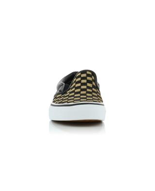 Baskets Classic Slip-On Checkerboard VANS
