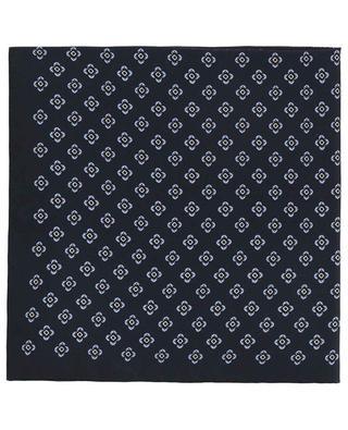 Silk pocket square ERMENEGILDO ZEGNA