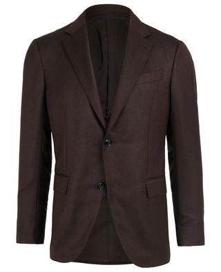 Cashmere and silk blazer ERMENEGILDO ZEGNA