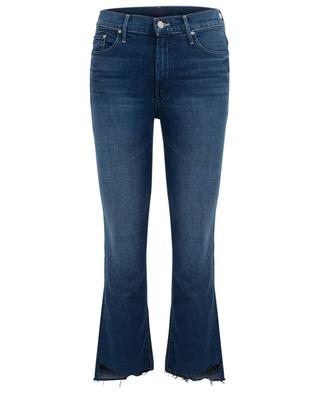 Jean The Insider Crop Step Fray MOTHER