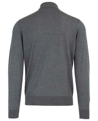 Feiner Pullover aus Wolle ERMENEGILDO ZEGNA