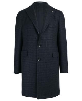 Manteau en laine vierge TAGLIATOR