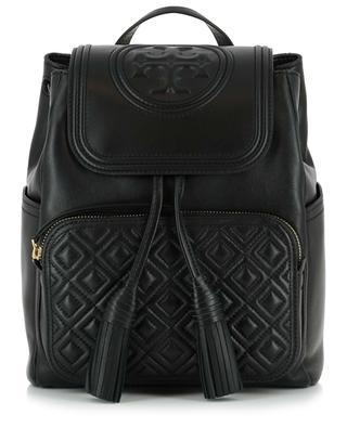 Fleming quilted leather backpack TORY BURCH