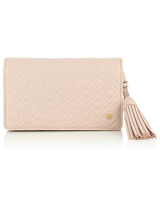 Fleming leather wallet TORY BURCH