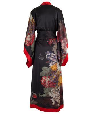 Kimono aus Seide Tubéreuse CARINE GILSON