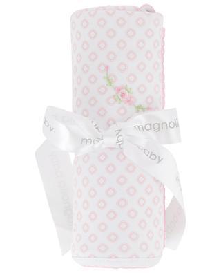Hope's Rose baby blanket MAGNOLIA BABY