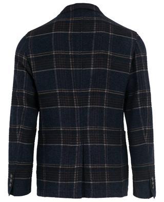 Virgin wool and cotton blend blazer THE GIGI