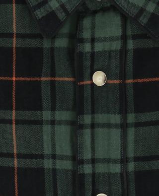 Polaris checked shirt THE GIGI