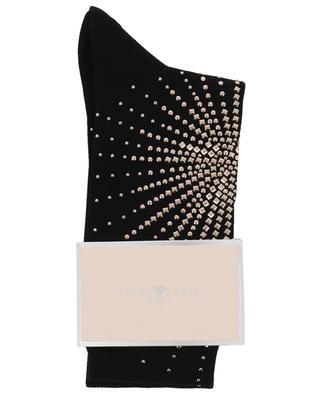 Radiance crystal embellished socks STORY LORIS
